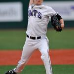 Former #KStateBSB All-American & Golden Spikes Finalist A.J. Morris taken by @pirates in #MLB Rule 5 Draft #tbt http://t.co/h1K4duqlPO