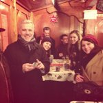 First trip to the #frankfurt #weihnachtsmarkt with @FrankfurtSchool marketing and comms teams #gluhwein http://t.co/7TEb27ifom