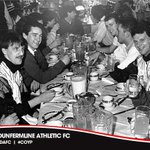 """@officialdafc: #DAFC players and staff club Christmas dinner in 1988. #TBT http://t.co/67G76k5vRX"" good 2 c x HIBBIE Bobby Smith in it"