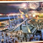RT @Meerakati: Artists rendering of NYE 2015 in #vancouver #cbc http://t.co/c5pv84iGD8