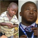 RT @LuqasBibo: Sceptical kid? Close enough. RT @milesfan79: So the African kid grew up... http://t.co/VZ5dlQFL3S