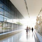 Athens the new Acropolis museum. http://t.co/rvgEERr1JL