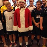 Merry Christmas From The AIB Soccer Team http://t.co/r733za6OIV