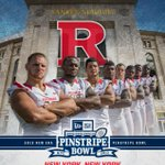 Cover shot of the 2013 @RFootball @PinstripeBowl Media Guide. Excellent work by @nick88black #ChopIrish http://t.co/vAuNaHxA02