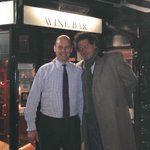 RT @Will_and_Vics: We are honoured to have had Marco Pierre White eat with us two nights running. http://t.co/qE83sRKPda