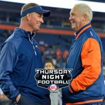 Mike McCoy and John Foxs first meeting as head coaches. #SDvsDEN http://t.co/q3VbETL1RI