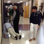 RT @Mind_The_Edge: Dean Pratt made our delinquent of a valedictorian @mikeyg_real do push-ups http://t.co/aZ5NbvxkR9