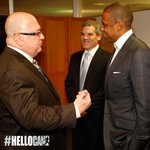 """@Mariners: The photo youve all been waiting for: JZ and Jay-Z #HelloCano http://t.co/mjio33k0sb"""