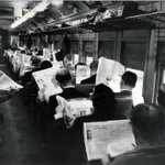 """@HistoryInPics: All this technology is making us antisocial. http://t.co/LxXMhyCjAK""  … cétait mieux avant  :-)"