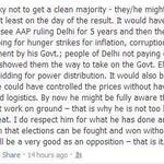 Few Words From A Aam Aadmi For #AAP...@KiranKS #BJP Friday the 13th #Modi #Delhi Lokpal #AAP #namo @SanghParivarOrg http://t.co/S08FPX3ueK