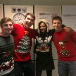 Weve got our Xmas jumpers on at BBC Radio Derby this morn. @OwenBradley Me @GuptaPamela @ColinBloomfield @BBCDerby http://t.co/fj0Ltx2exX