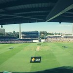RT @waca_cricket: The WACA in all its glory with a sellout crowd & with Australia 5-258 #ashes http://t.co/8HmPzlrR7D