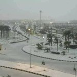 For the first time in 112 years, it snows in Cairo http://t.co/By9zPIk9dx RT @AmrElGabry & @RumfordJohnny