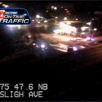 Accident blocking lanes on Sligh Ave @ I-275 http://t.co/TY2hcEl7hd