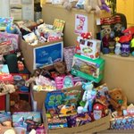 Visiting @Bournemouthecho this pm to drop off over 450 toys for their toy appeal.All donated by our great employees http://t.co/oQn8iHYX1g