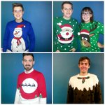 Here are the top 5 jumpers from our #xmasjumperday team effort. Who wins? http://t.co/OPqhIWvOVy