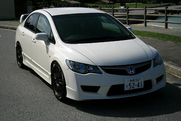 Honda civic 2012 modified