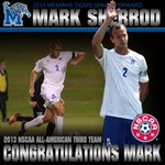 Congrats to @UMTigerSoccer and Mark Sherrod who was named an @NSCAA All-American #gotigersgo http://t.co/uLKrz7Y4DB http://t.co/2fjwpEFqV5