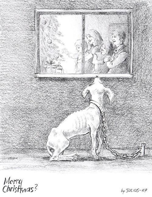 スウェーデンでは家の中でも外でも犬を一時間以上繋ぎっ放しは違法です。この過ちを犯した人達は罰金と投獄、そして動物を二度と飼う事は許されません。 http://t.co/tKboxNZWtq