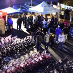 RT @mellowjohnnys: A great rooftop view of the Bikes for Kids bikes. http://t.co/2CCfu0dVoo