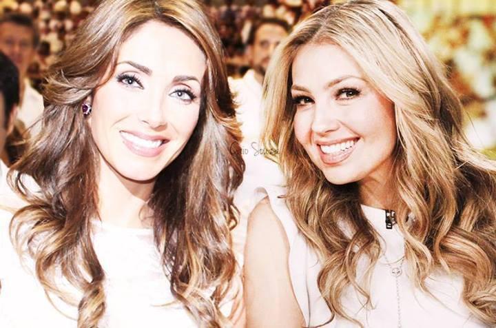 RT @ConexaoThalia: ? @Thalia ? @Anahi ? Quem curte essas lindas e talentosas mexicanas? RT http://t.co/YVwtcX8BQK