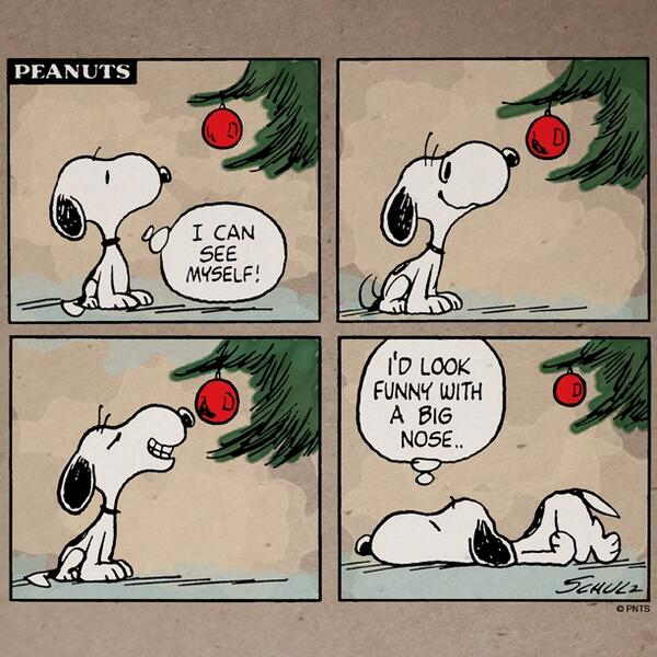 Saturday with Snoopy. http://t.co/R7tlL8Y94H