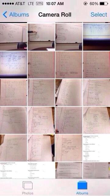 """@ColIegeStudent: What every student's camera roll looks like http://t.co/dJxD2FOAjb"" on Jesus"