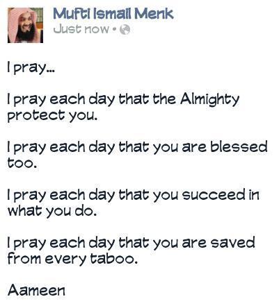 A prayer for you. http://t.co/Bsi4yZb4Tn
