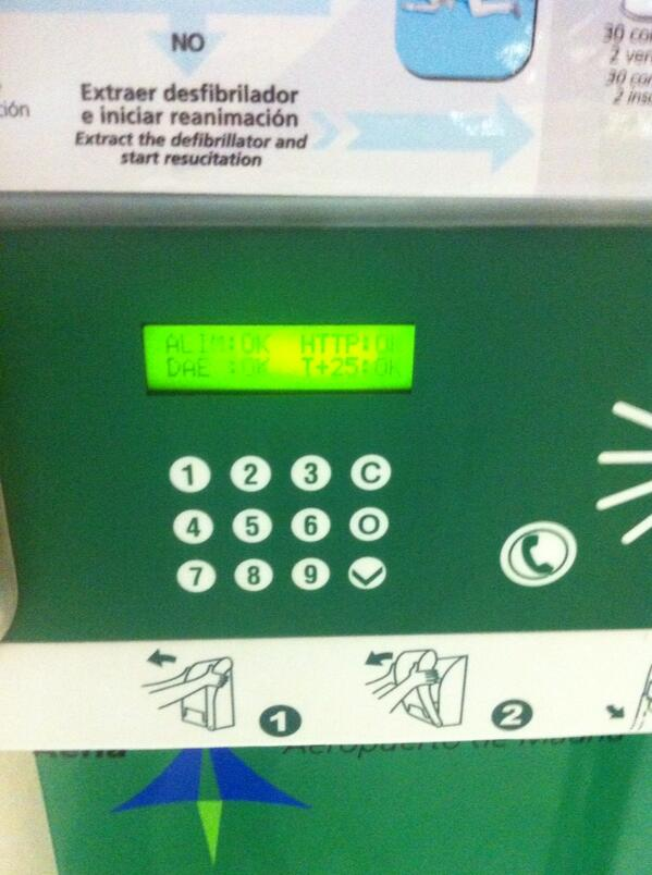 Defibrillator - HTTP: OK. http://t.co/lMAoTX9vhU
