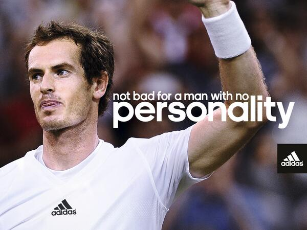 Great example of reactive marketing from @adidasUK: Congratulations @andy_murray! #allinformurray http://t.co/7nWIFfpVGq