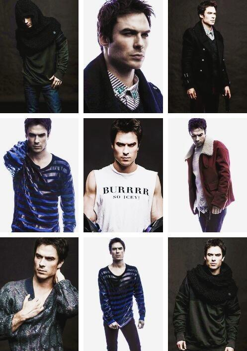 His name is Ian Somerhalder but you can just call him PERFECTION <3 http://t.co/bfgx9veGVH