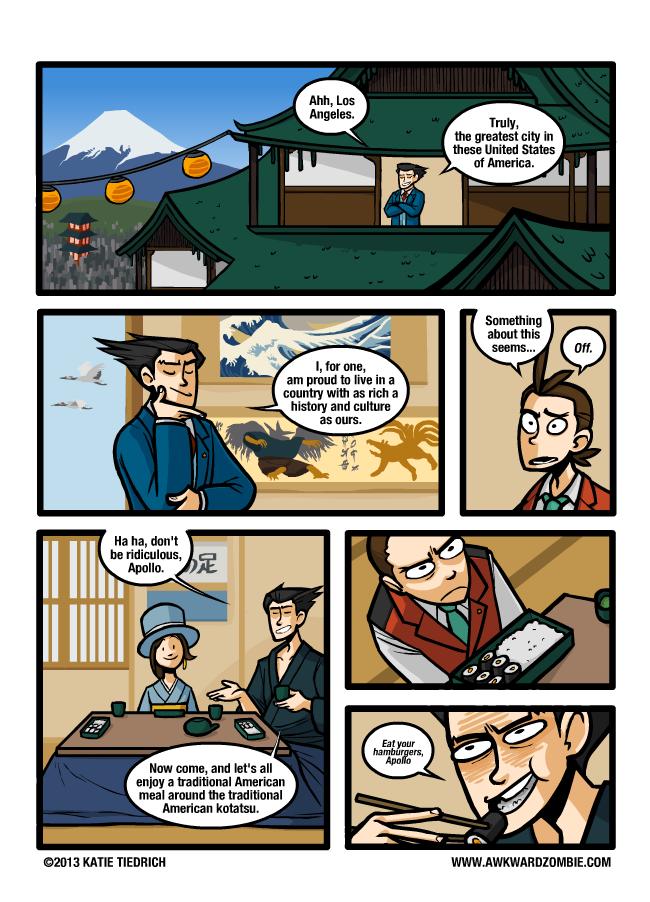 [Noticia] La Famitsu del próximo mes nos traerá novedades sobre 'The Great Ace Attorney' BbqmIt6CIAAIbdX
