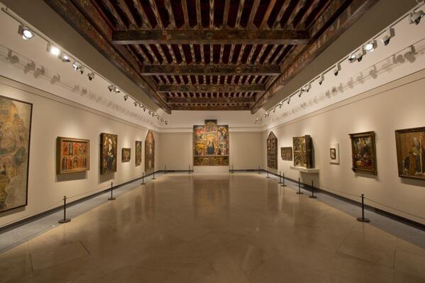 El Prado inaugura la espectacular Sala Várez Fisa http://t.co/JqoOheNX1c @museodelprado http://t.co/LNZ0NYk2HL