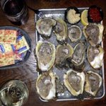 OYSTERS ANYONE? Apalachicola Florida Oysters @BoatHouseTN Franklin TN - http://t.co/KxBmbfkxLO