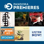 This week, listen to The Top 5 Premiere Albums on #PandoraPremieres! http://t.co/1f2fAK9XQF http://t.co/v8kJgut6vw