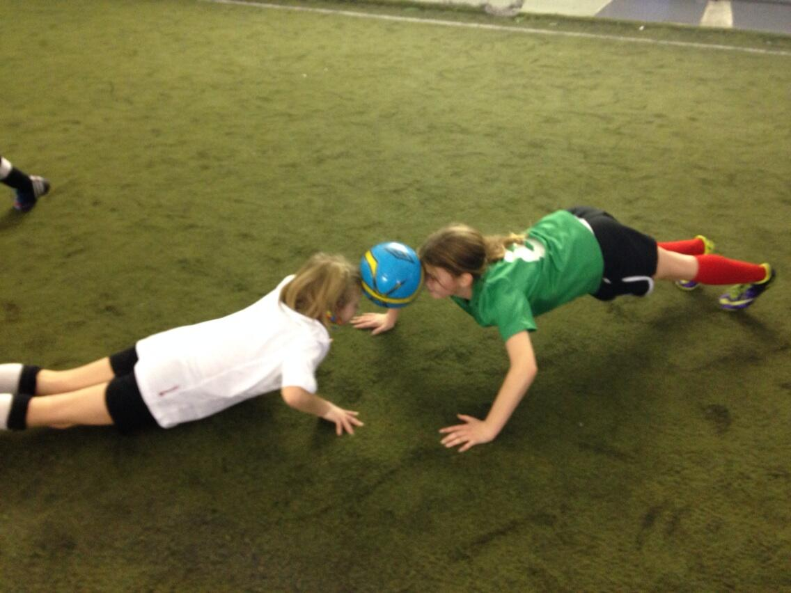 """RT @skcuolsirhc: Another fun challenge """"don't drop the ball!"""" #ltpd #physicalliteracy http://t.co/vKsmkfV4GH"""
