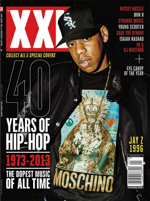 XXL Magazine Celebrates 40 Years of Hip-Hop (Covers) http://t.co/uRSWbJrdjC http://t.co/hqrzesuI5J