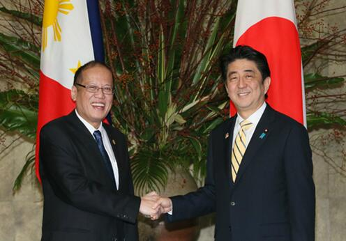 The Japan-Philippines friendship has deepened further. http://t.co/2eDKmFwrUg http://t.co/EL9lO69oWU