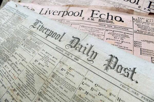 End of an era in #Liverpool today as The Post goes to press for the last time http://t.co/ZCcz7X707h #thelastpost http://t.co/nkB5vmzuOY