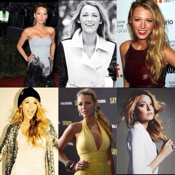 RT @b_ryanCOMORA: Looking at Blake Lively will definitely get me through my day #wcw http://t.co/hr0505o7Ik