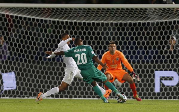 Raja Casablanca batte 3-1 l'Atletico Mineiro