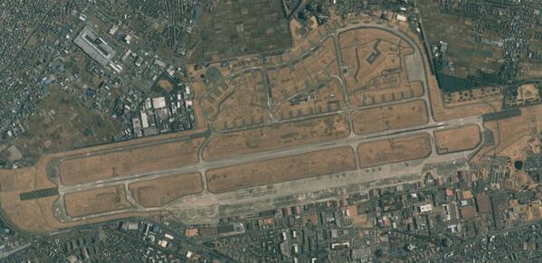 test ツイッターメディア - 【横田飛行場】 (横田基地) 18/36(3,353×60)  IATA:OKO ICAO:RJTY https://t.co/AOu1HQyhnc