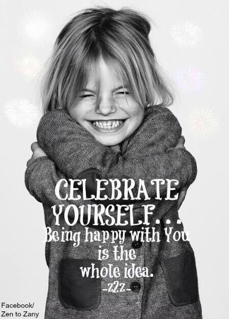 Teach your kids to celebrate themselves! Being happy with who they are is what it's all about! http://t.co/aa6jlY9Fcf