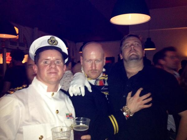 The Ship (@ShipWandsworth): I'm sexy an I know it @McMoop @HRWright @TheThinkingFlat #ShipNYE http://t.co/hwQlIsOGj8