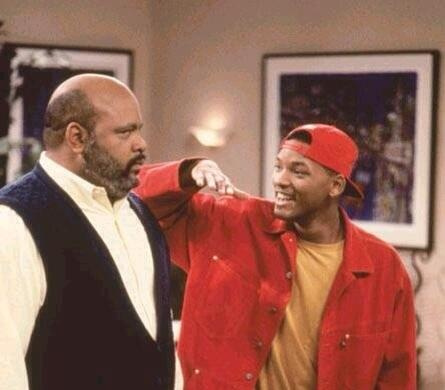 James Avery DEP se nos ha ido tío Phill http://t.co/VRK67higlb