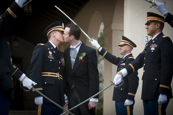 #FortBragg chapel holds first same-sex ceremony http://t.co/mZ4oo2mqNR http://t.co/vnapsBsfZu