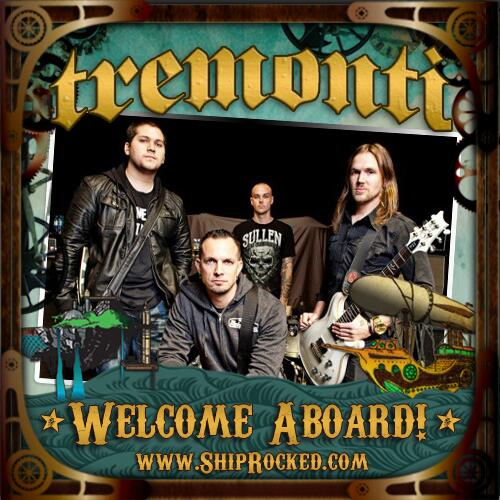 Not gonna Waste Your Time waiting 4 the next announcement - Please welcome aboard guitar god @MarkTremonti & TREMONTI http://t.co/CFO3bWbSLS