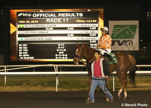 Woodmans Luck, Nakatani Win Hollywood Park's Finale  http://t.co/t41n0ViMFX http://t.co/JYzmMyPqG8