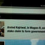 GO AAP AND GO WAGON R....lol http://t.co/W1PGbgy9mL