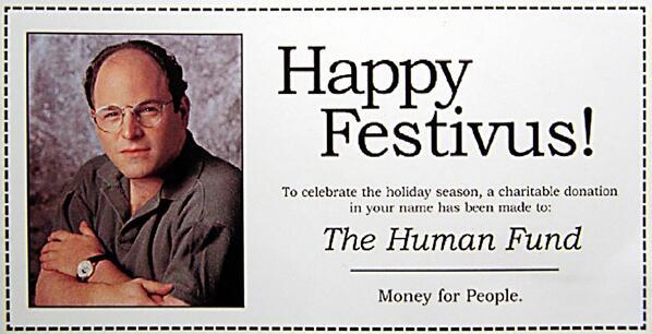 Happy Festivus! http://t.co/3WpQKUIde5